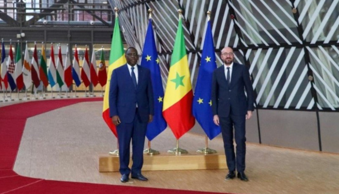 Plan de résilience du Sénégal: Satisfecit du Président Macky Sall et de l'UE