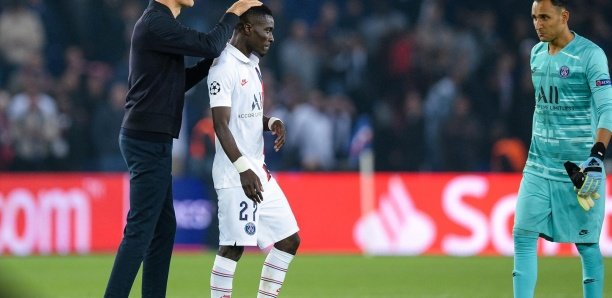 PSG-Bayern (0-1) : Gueye est une machine», félicite Mauricio Pochettino