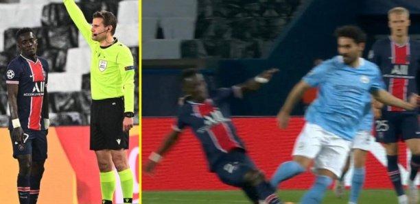 """Pochettino sur le carton rouge de Gana Gueye : """" Son intervention n'est pas bonne… """""""