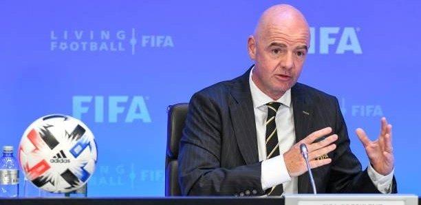 La FIFA confirme le report des éliminatoires du Mondial de juin à septembre (communiqué)