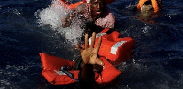 [Vidéo] Une pirogue transportant 150 Sénégalais chavire au Maroc, 79 rescapés rapatriés