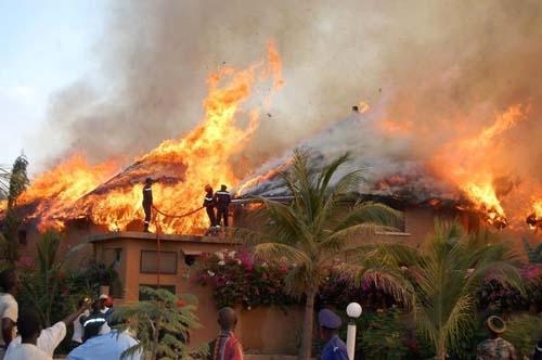 Saly: Résidence La Palmeraie prend feu et fait 3 morts