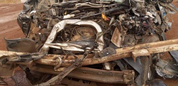 Accident : Le chauffeur de Moustapha Guirassy a succombé à ses blessures