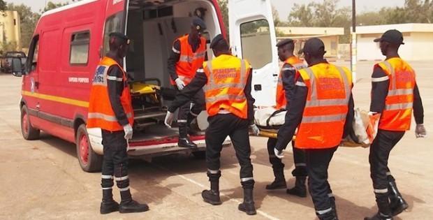 Thiès : 5 morts dans un accident vers Lam-Lam