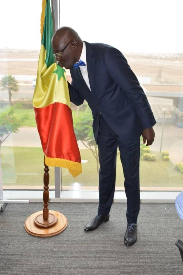 Le Sénégal honoré : Mouhamed Faouzou DEME Héro du tourisme mondial