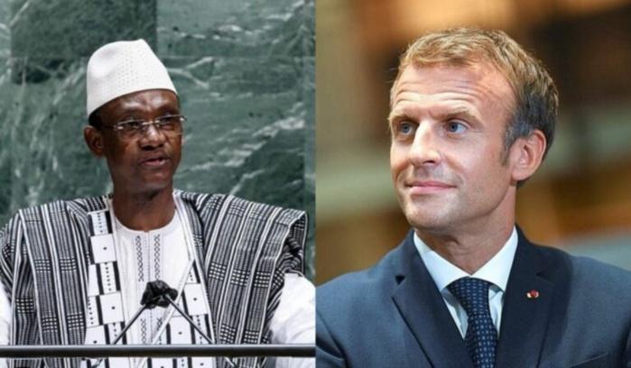 Tensions diplomatiques avec la France : Le Mali s'indigne des propos du président Macron et l'invite à la retenue.