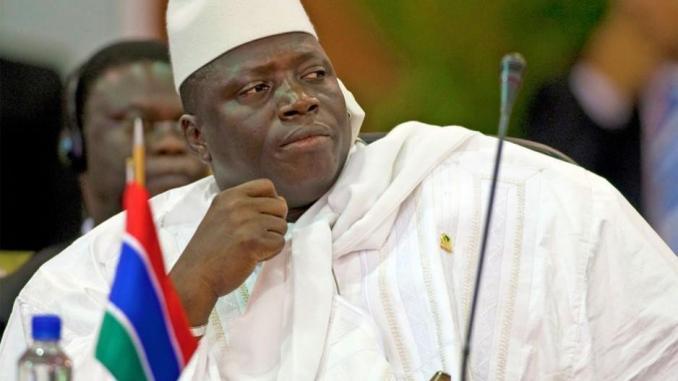 Biens mal acquis: Les USA confisquent le manoir de plusieurs millions de dollars de Yahya Jammeh