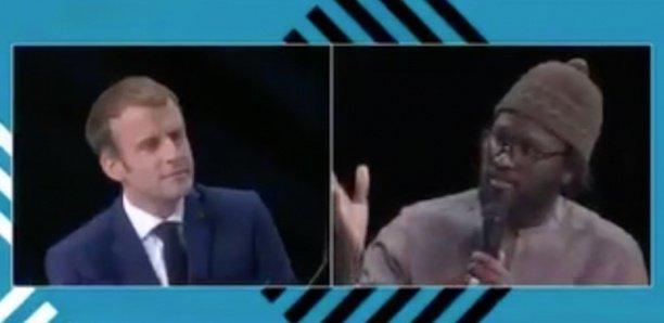 [Vidéo] Sommet Afrique-France: Voici les 6 exigences de Cheikh Fall à Macron
