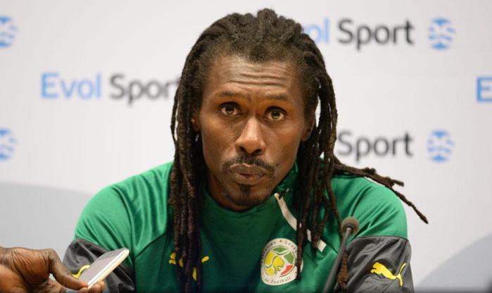 Aliou Cissé : « Avec l'expérience collective, on arrive à gagner partout… »