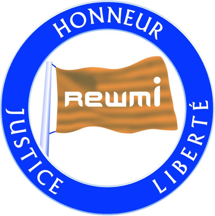 """Communiqué du secrétariat national du parti """"Rewmi"""""""