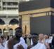 Idrissa Gana Gueye et Cheikhou Kouyaté en « Oumra » à la Mecque