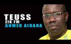 TEUSS avec Ahmed Aidara du Mercredi 27 Septembre 2017