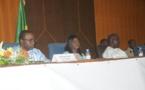 Quelques photos  de la cérémonie d'ouverture de la deuxième édition du forum international des investisseurs en microfinance organisé par le FONGIP et l'APSFD  à l'hôtel King Fahd Palace
