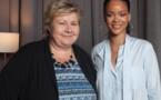 Rihanna annonce un projet de 187 milliards au Sénégal