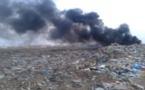 Encore un incendie à Mbeubeuss