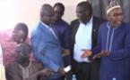 Passe d'armes entre Amadou Tidiane Wone et Ansoumana Dione
