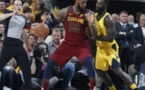NBA: danger pour Cleveland au 1er tour des play-offs