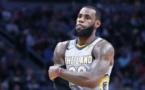 LeBron James a fait ce qu'il avait à faire : dominer