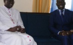 Visite : Gakou présente son programme politique à Mgr Benjamin Ndiaye