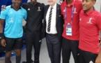CM-2018 : Costa Rica-Serbie (0-1) - Les arbitres sénégalais félicités par le président de la Fifa pour leur prestation