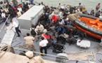 125 migrants sénégalais sauvés par les gardes côtes mauritaniens