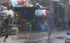 Fortes pluies : Grand Mbao envahi par les eaux