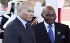Karim Wade candidat contre vents et marées