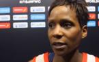 Bintou Diémé après la victoire contre Lettonie : « On a prouvé qu'on a le niveau »