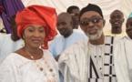 Émouvantes retrouvailles entre l'une des épouses de Cheikh Béthio et son père