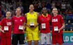 Mondial de basket : La Sénégalo-Espagnole Astou Ndour dans le «5 majeur»