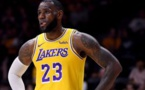 NBA-LeBron «La bagarre ? Je n'ai rien vu»