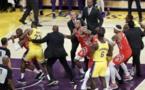 NBA: Rondo et Paul en viennent aux mains, les suspensions vont pleuvoir [vidéo]