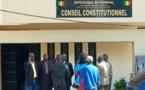 SITUATION TENDUE AU CONSEIL CONSTITUTIONNEL-LA MAJORITÉ INVITE SES REPRÉSENTANTS À NE PAS RÉPONDRE À LA PROVOCATION