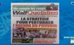 Revue de Presse WalfTv du Samedi 12 Janvier 2019