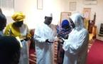 Macky Sall chez Serigne Modou Kara (Photo)