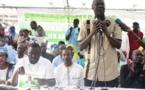 Le sermon de Cheikh Guèye à Bamba Fall