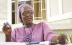 """Amsatou Sow Sidibé : """"Nous n'avons pas reçu d'invitation"""""""