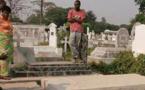 Rufisque : Elle trouve des gris-gris sur la tombe de son père