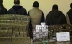 Trafic de drogue : Un Sénégalais dans une bande arrêtée en Gambie