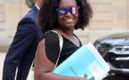 Sibeth Ndiaye, la porte-parole du gouvernement enflamme Twitter avec une vidéo de soutien aux Bleues