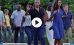 Gard : Barack Obama et sa famille en vacances près d'Avignon
