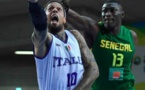 Basket : Les Lions humiliés par l'Italie en amical