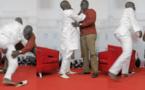 Grosse Bagarre entre Sa Ndiogou et Kouthia en direct