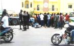 Kaffrine : un conducteur de Jakarta tué par un camion, son passager blessé