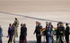 Zimbabwe : la dépouille de Mugabe est arrivée à Harare