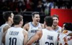 Mondial Basket 2019 / Demi-finale : Grosse désillusion pour la France battue par l'Argentine (80-66), qui retrouve l'Espagne en finale.