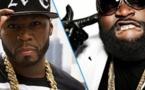 50 Cent s'attaque une nouvelle fois à Rick Ross