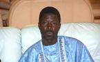 Talla Sylla, directeur de campagne du candidat Ibrahima Fall.