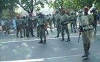 Cambérène : Les jeunes encore face à la police