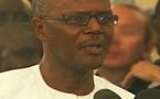 KOLDA : point de presse de M Cheikh Mohamed Fadel Aidara du PS